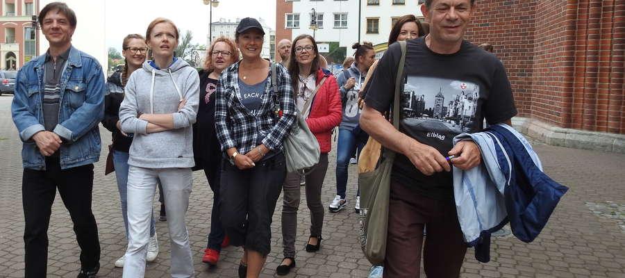 Pracownicy punktów informacji turystycznej z całego województwa warmińsko-mazurskiego odwiedzili Elbląg
