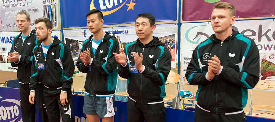 Zawodnicy Dekorglassu stoją przed historyczną szansą zwycięstwa w Pucharze ETTU