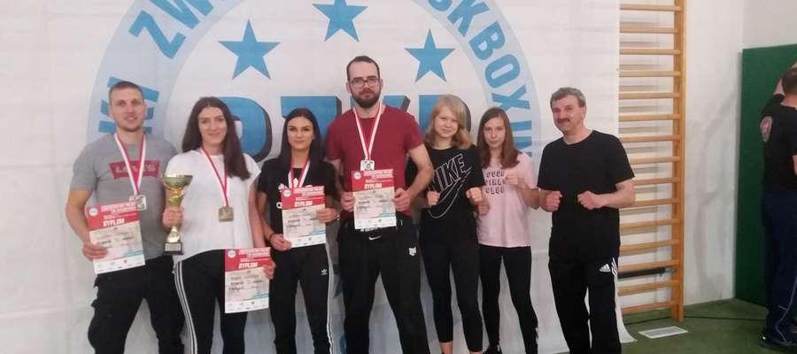 Podopieczni Marka Dwórznika na Mistrzostwach Polski w Mysiadle