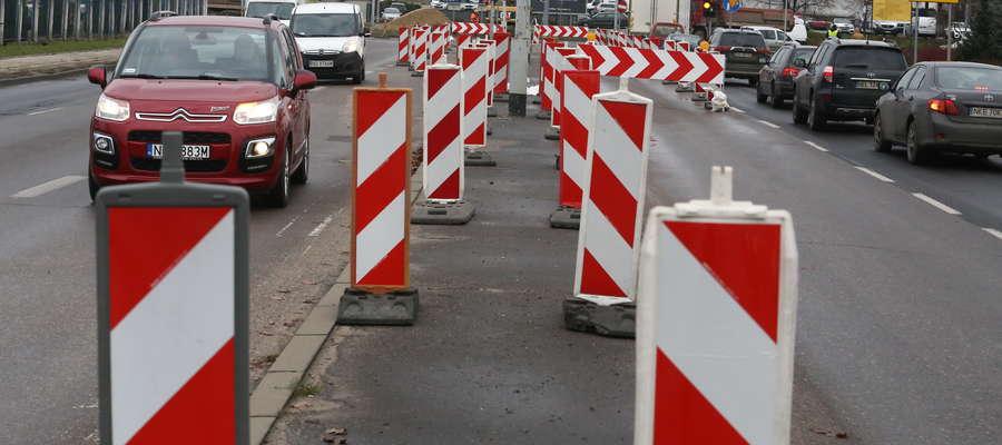 Rusza przebudowa skrzyżowania Towarowej z Lonharda