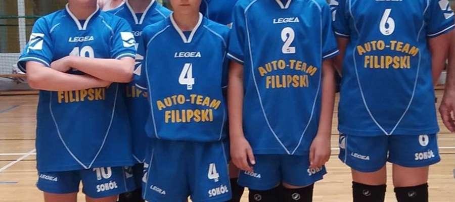 fot. arch Sukces ekipy Mini Volley Żuromin