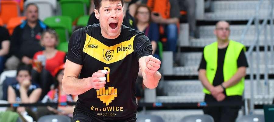 Serhij Kapelus przez najbliższe dwa sezony będzie grał w Indykpolu AZS Olsztyn