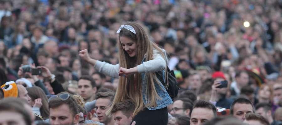 Kortowiada to dla wielu młodych osób czas, kiedy w Olsztynie jest im najlepiej