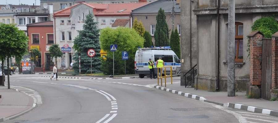 50-letnia kobieta trafiła do szpitala w Działdowie