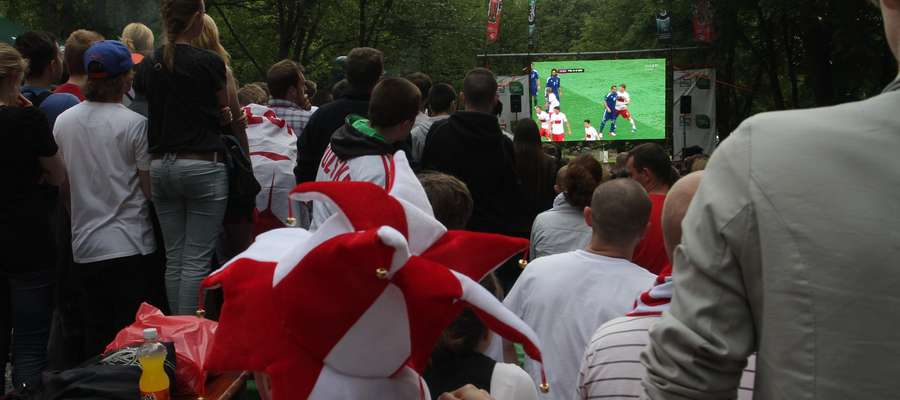 Strefa kibica z okazji mistrzostw świata powstanie m.in. w Iławie. W Olsztynie takiej strefy nie będzie