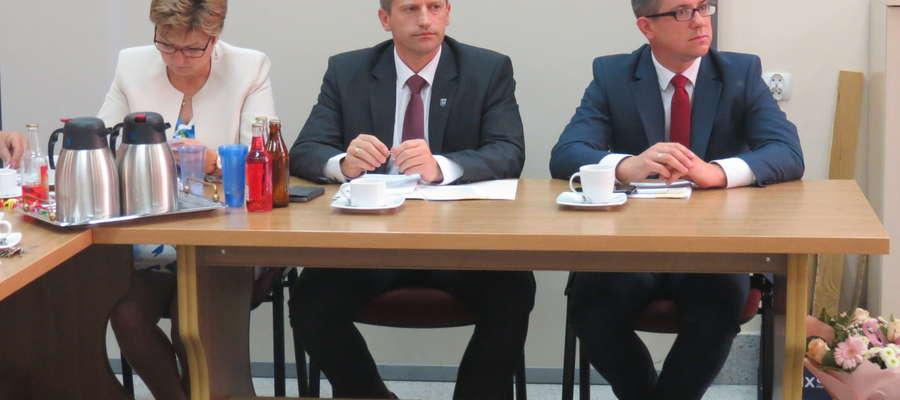Absolutorium dla burmistrza Lidzbarka Warmińskiego