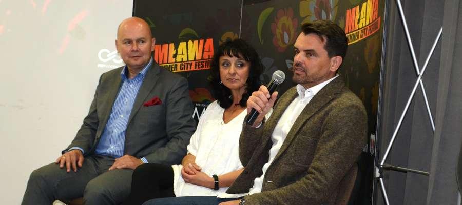 Program tegorocznych Dni Mławy zaprezentowano na konferencji prasowej