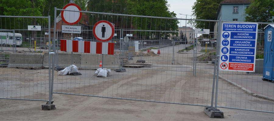 Już w grudniu ruch drogowy na torami na Drwęckiej ma ruszyć po nowym wiadukcie