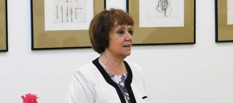 Jadwiga Kwiatkowska przepracowała w działdowskim szpitalu blisko 43 lata