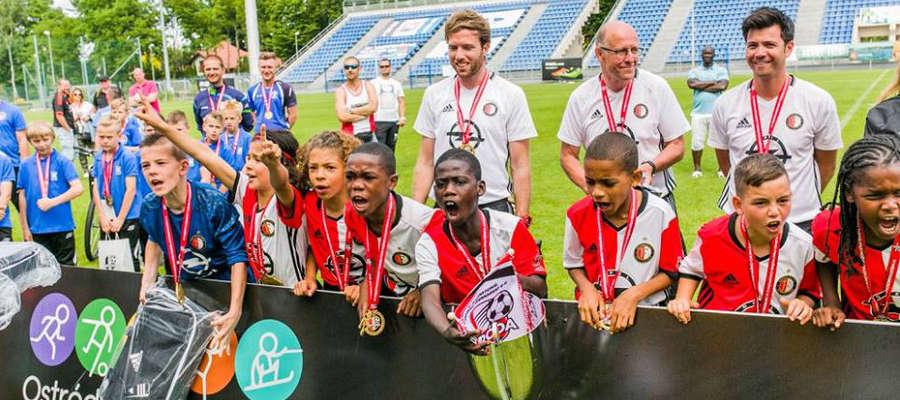 Feyenoord Rotterdam w tym roku nie wygra Ostróda Cup