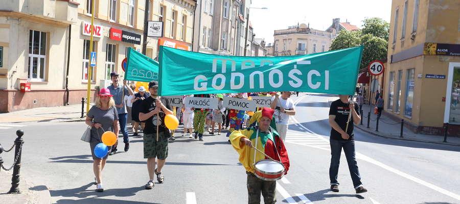 Marsz Godności przeszedł ulicami miasta już po raz siódmy