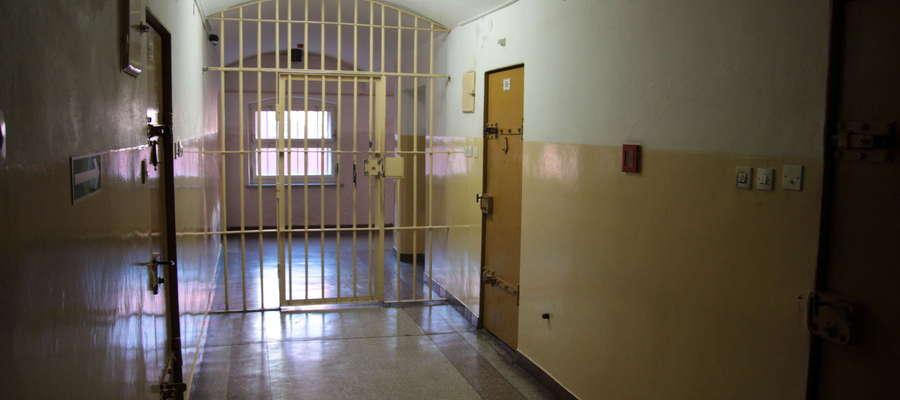Nożownik najbliższe 3 miesiące spędzi w areszcie tymczasowym.