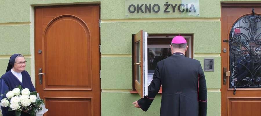 """W Lubawie powstało jedyne w regionie """"okno życia""""!"""