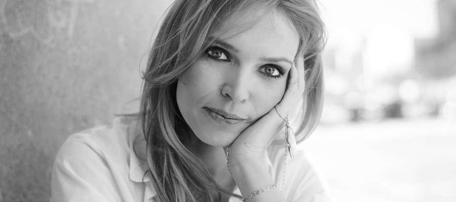 Joanna Kondrat, artystka pochodząca z Bartoszyc, ofiara stalkingu.