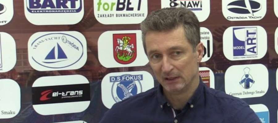 Sławomir Majak po dwóch porażkach z GKS Wikielec przestał być trenerem Sokoła Ostróda