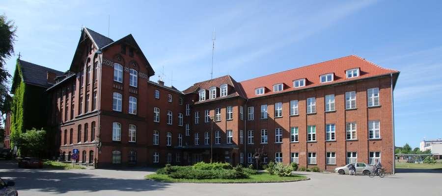 Szpital powiatowy w Giżycku