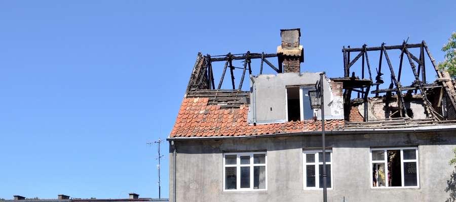 Orneccy policjanci szybko wytypowali  potencjalnego sprawcę podpalenia, 28-letniego mieszkańca miasta.