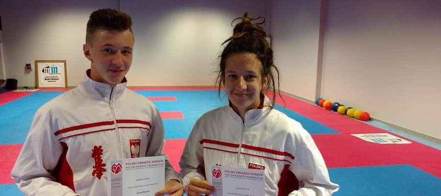 Natalia Stachowicz i Jakub Żegunia w weekend powalczą na mistrzostwach Europy w Warnie