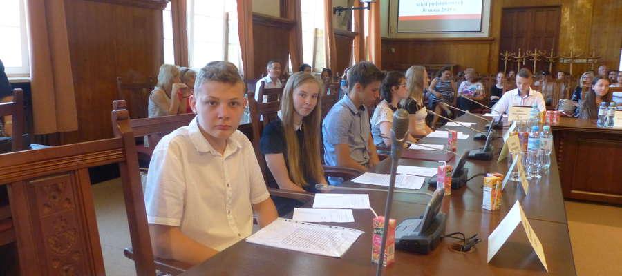 II sesja samorządów uczniowskich