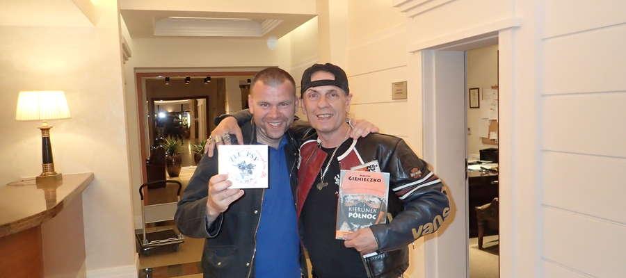 — Pamiętajmy, że kto ma wiarę to mocy mu nie zabraknie - twierdzi Andrzej Nowak (z prawej)