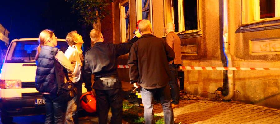 Strażacy opanowali pożar