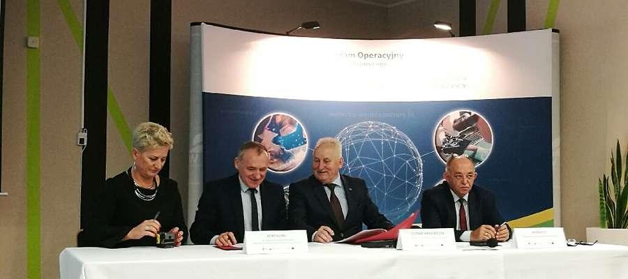Dofinansowanie dla gminy Płośnica to prawie dwa miliony złotych