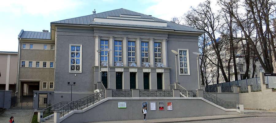 teatr jaracza w olsztynie