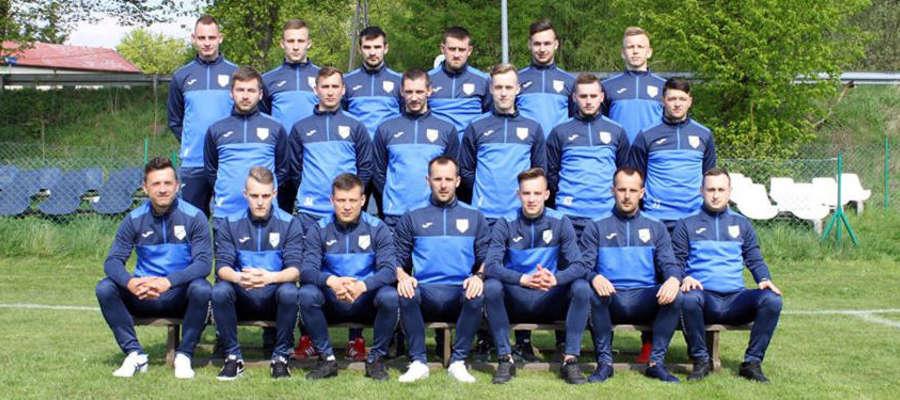Piłkarze Tęczy Miłomłyn szczęśliwie wygrali w Lubawie
