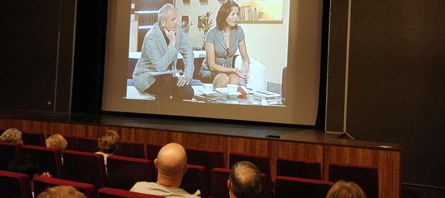 Słuchacze Uniwersytetu Trzeciego Wieku w Lidzbarku Warmińskim chętnie korzystają z wykładów i zajęć w LDK