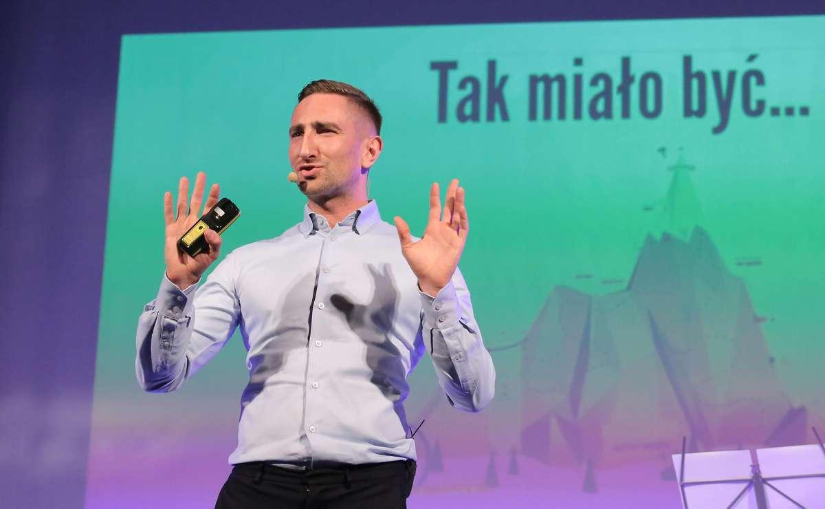 Kongres Przyszłości 2018 r.  Olsztyn-II Warmińsko-Mazurski Kongres Przyszłości 2018 r. odbył się w Centrum Konferencyjnym UWM Nz. Łukasz Jakóbiak