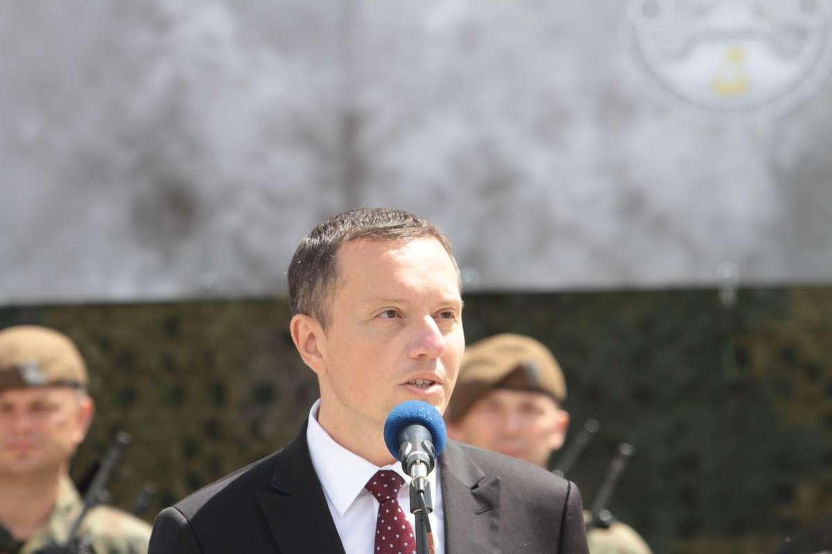 Przysięga  brygady obrony terytorialnej  Olsztyn - Przysięga 4 Warmińsko Mazurskiej Brygady Obrony Terytorialnej.