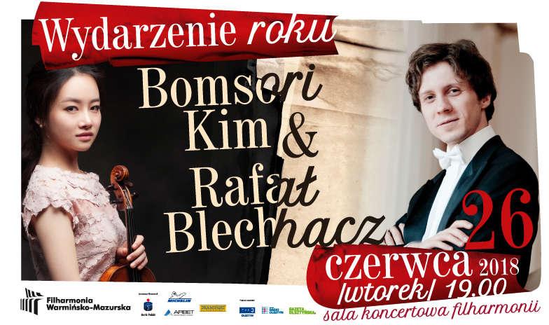 Wydarzenie Roku w Filharmonii Warmińsko-Mazurskiej: Bomsori Kim & Rafał Blechacz - full image