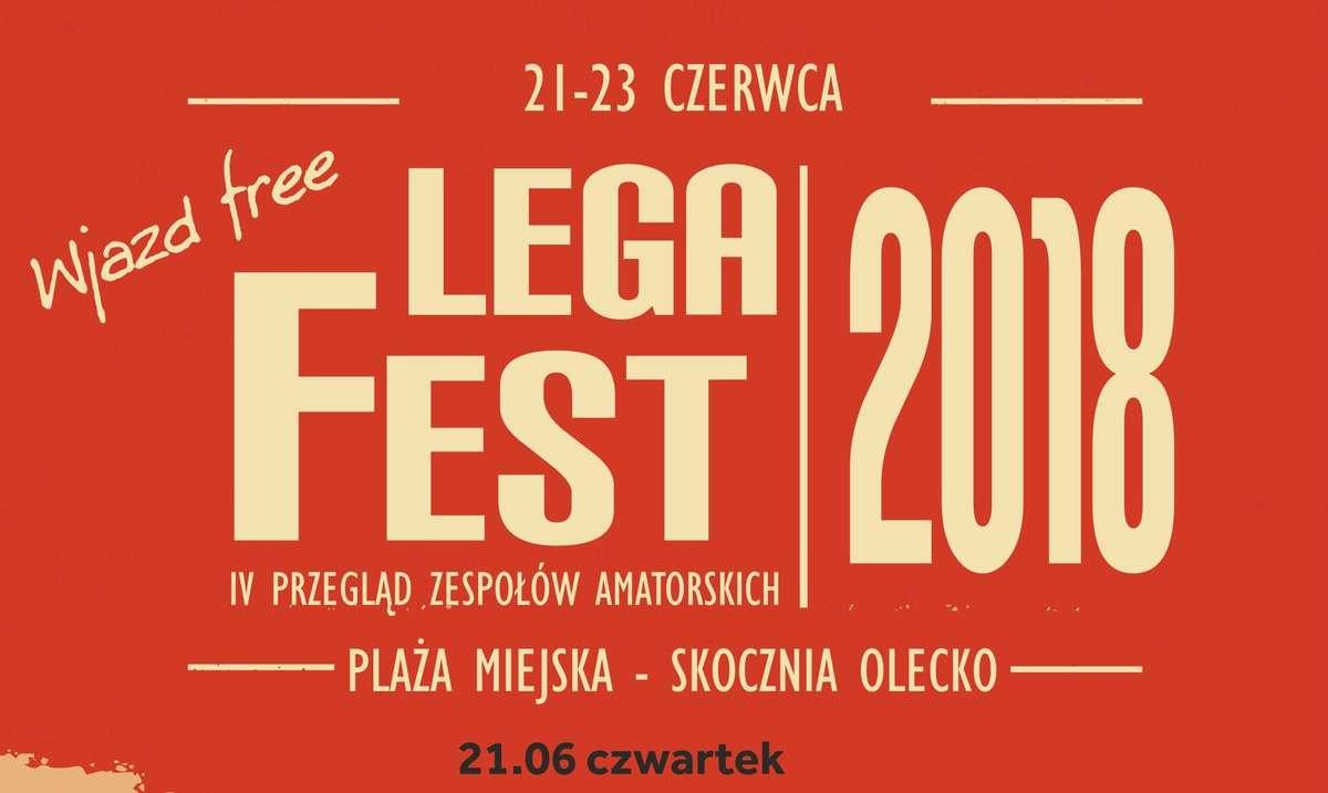 IV Przegląd Zespołów Amatorskich LegaFest Olecko 2018 - full image