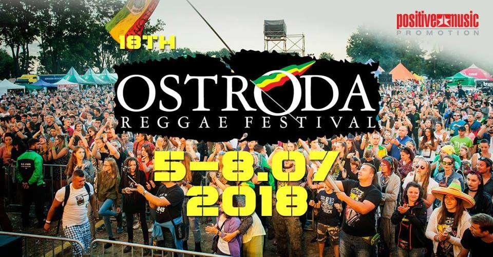 Szykujcie się na Ostróda Reggae Festival 2018  - full image