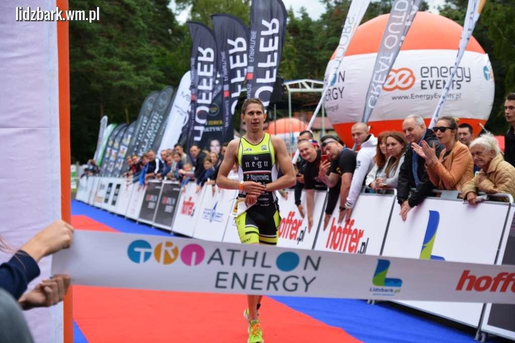 Triathlon opanuje Lidzbark - full image