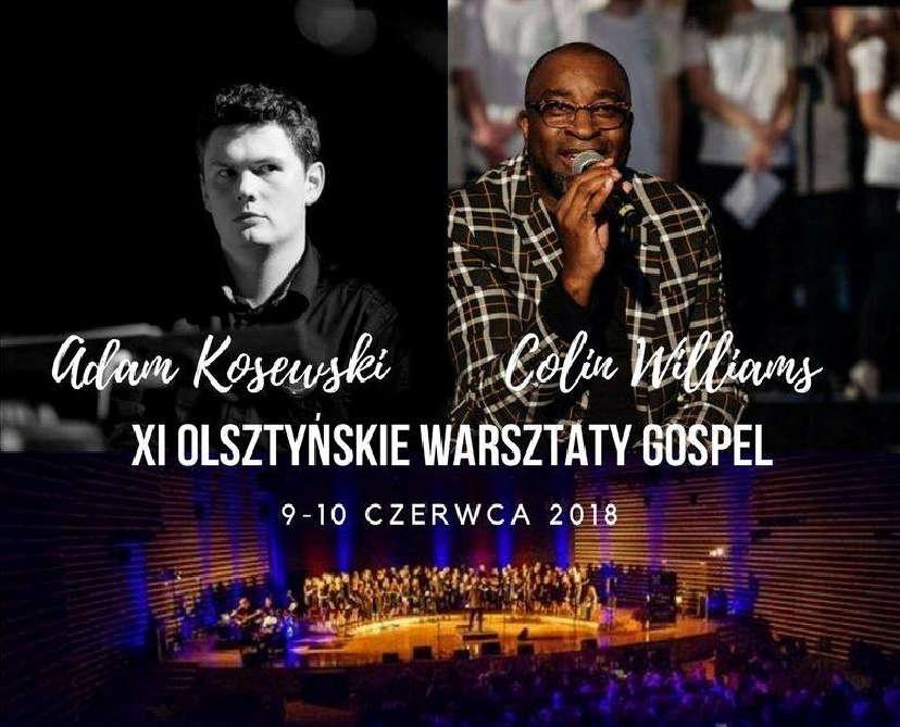 Koncert finałowy XI olsztyńskich warsztatów gospel - full image
