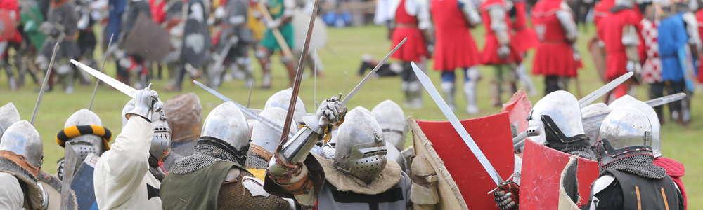 Weekend upłynie pod znakiem rycerskich turniejów i rockowej muzyki