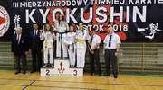 Świetny start oleckich karateków