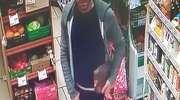 Olsztyńska policja szuka podejrzewanego o kradzież w sklepie. Sprawdź, czy rozpoznajesz mężczyznę ze zdjęcia