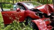 Policjanci z Ornety wyjaśniają okoliczności wypadku