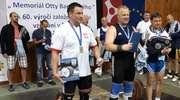 Brązowy medal pana Andrzeja na międzynarodowym turnieju