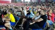 Polacy przegrali z Senegalem. Ponad 1,5 tysiąca osób w Elbląskiej Strefie Kibica [zdjęcia, film]