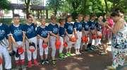 Złoty medal kadry Warmii i Mazur w baseballu. Jej podporą zawodnicy Yankesee Działdowo