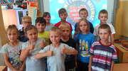 Drugoklasiści  z Kruszewca gotowi do wakacji