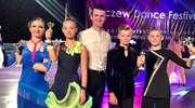 Tancerze Jantara wytańczyli medale