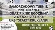 Turniej i Piknik Rodzinny w Kruklankach