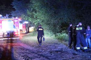 Mężczyzna utonął w jeziorze Ukiel w Olsztynie. Dwie osoby zostały zatrzymane [ZDJĘCIA]