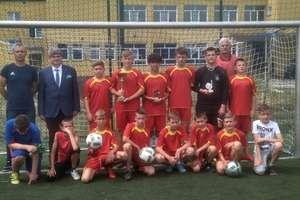 Zwycięstwo chłopców z Lipowiny