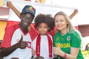 Mundial według polsko-senegalskiej rodziny