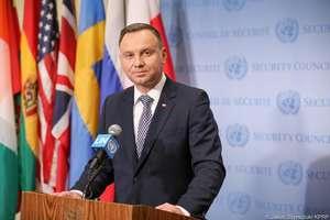 Prezydent Duda w Makowie Mazowieckim